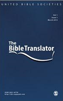 Bible translator
