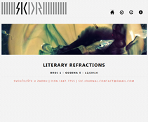 [Sic] a journal of literature, culture and literary translation