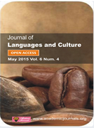 Journal of languages and culture