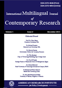 International journal of contemporary research