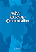 Asian journal of communication